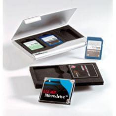 Durable Puzdro na pamäťové karty SD a CF