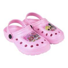 Disney dievčenské sandále LOL 2300004304