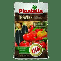 Plantella Organik K gnojilo za plodovke, 7,5 kg - Odprta embalaža