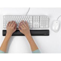 Durable Opierka pred klávesnicu gélová antracitová