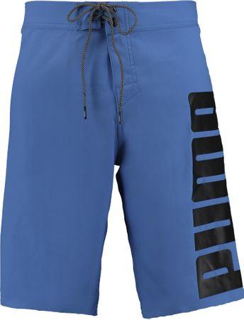 Puma férfi rövidnadrág Swim Long Board Shorts 90766201, M, kék