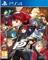 Atlus Persona 5 Royal - Phantom Thieves Edition igra (PS4)