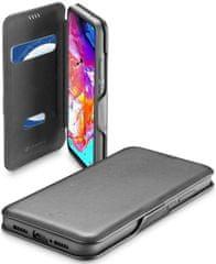 CellularLine Puzdro typu kniha Book Program pre Samsung Galaxy A71 BOOKCLU2GALA71K, čierne