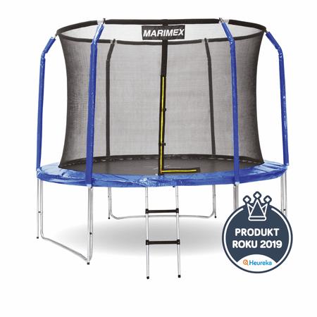 Marimex trampolin sa zaštitnom mrežom i ljestvama, 305 cm
