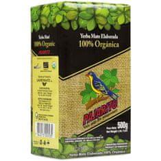 Pajarito Čaj maté Organico - 500 g