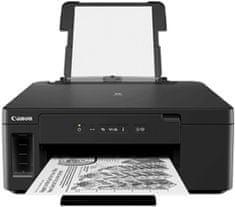 Canon Pixma GM2040 brizgalni tiskalnik + GRATIS 2x črno črnilo