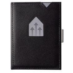 Exentri Černá minipeněženka na karty EXENTRI