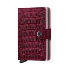 Secrid Červená minipeněženka Miniwallet nile SECRID