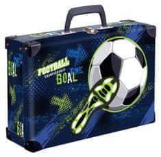 Karton P+P Laminált bőrönd négyzet alakú Futball