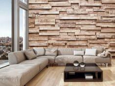 Murando DeLuxe Dřevěné obložení Rozměry (š x v) a Typ: 200x140 cm - vliesové
