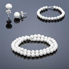 Buka Jewelry Buka perlová souprava Tiga MM 7,5 AA - 809