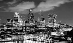 Dalenor Obraz Noční Londýn, 150x90 cm