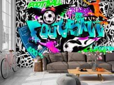 Murando DeLuxe Tapeta Sportovní graffiti Rozměry (š x v) a Typ: 200x140 cm - vliesové