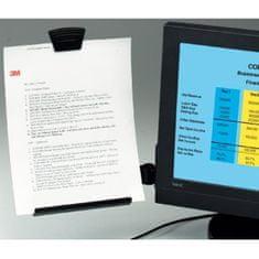 3M Držiak konceptov na monitor DH445