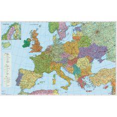 Stiefel Mapa Európa-cestná sieť