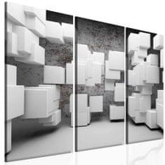 InSmile 3D obraz krychle Velikost: 90x60 cm