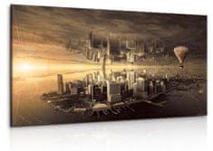 InSmile Fantasy New York Velikost (šířka x výška): 120x55 cm