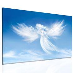InSmile Andělské zjevení Velikost (šířka x výška): 45x30 cm