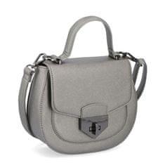 Le-Sands bronzová kabelka do ruky 3875 BR