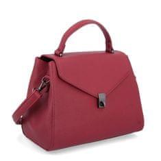 Le-Sands červená kabelka do ruky 3884 CV