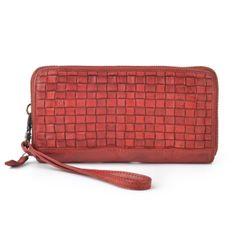 NOELIA BOLGER červená dámská peněženka 5103 NB CV