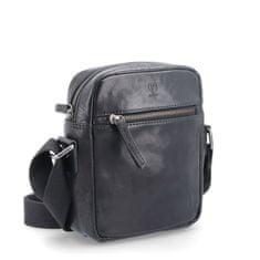 POYEM černá taška crossbody 2214 Poyem C