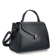 Le-Sands černá kabelka do ruky 3884 C
