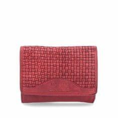 NOELIA BOLGER červená dámská peněženka 5109 NB CV