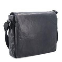 POYEM černá taška crossbody 2212 Poyem C
