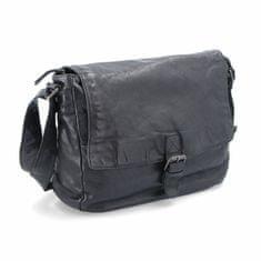POYEM černá taška crossbody 2208 Poyem C