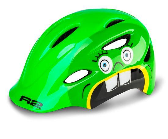R2 Dětská cyklistická přilba DUCKY XS (ATH10T)