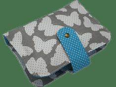 Šišipu Plenkovník Motýlci s modrou