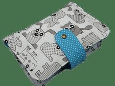 Šišipu Plenkovník Zvířátka s modrou