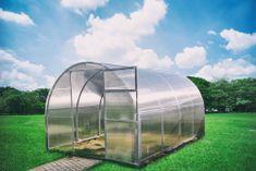 Galerica Polykarbonátový skleník GLORIA 2,58 x 4 m. PC 4 mm.