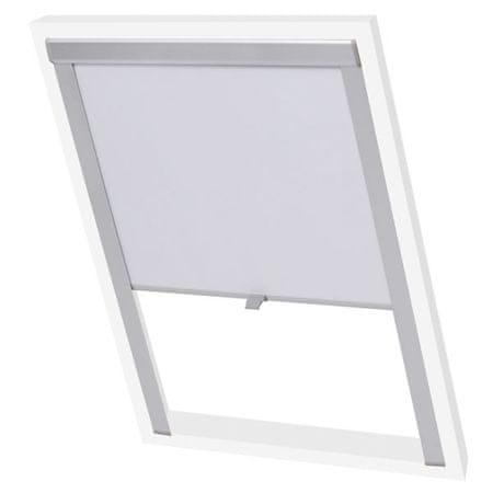 shumee Senčilo za zatemnitev okna bele barve P08/408