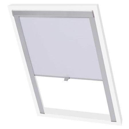 shumee Senčilo za zatemnitev okna bele barve M06/306