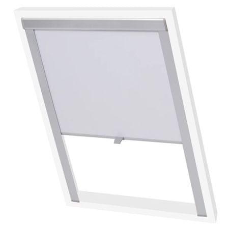 shumee Senčilo za zatemnitev okna bele barve U08/808