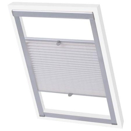 shumee Senčilo za zatemnitev okna belo P08/408