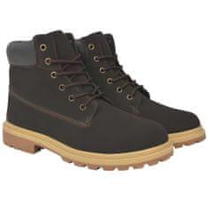 Pánske topánky, veľkosť 41, hnedé