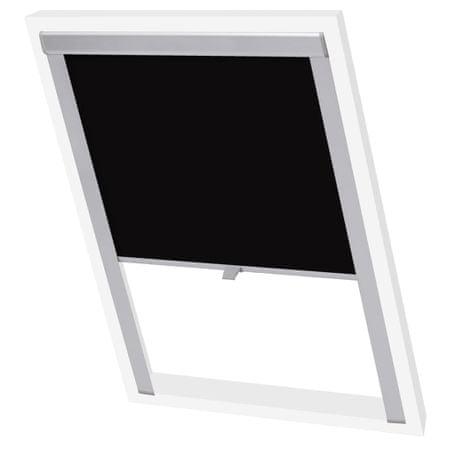 slomart Senčilo za zatemnitev okna črno MK06