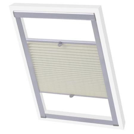 shumee Senčilo za zatemnitev okna krem CK04