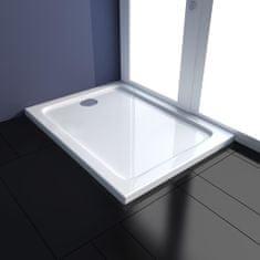shumee Obdélníková sprchová vanička ABS 70 x 90 cm