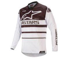 Alpinestars dres Racer Supermatic white/black