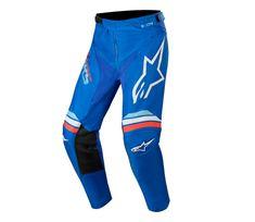 Alpinestars kalhoty Racer Braap blue off/white