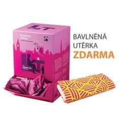 London Tea Company Fairtrade gyümölcs tea málna Raspberry Inferno 250 db + ingyenes pamut törlőkendő