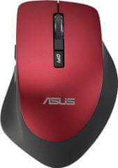 Asus mysz bezprzewodowa WT425, czerwona (90XB0280-BMU030)