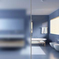 shumee Kompletne matná okenná fólia, mliečne sklo, lepiaca 0,9x100 m