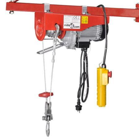 shumee Električna Dvigalka 1000 W 300/600 kg