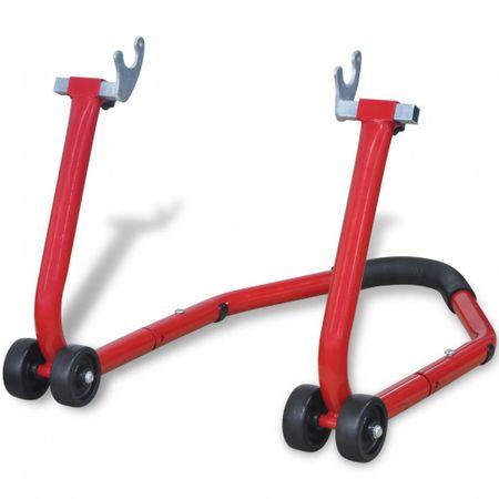 shumee piros hátsó motorkerékpár állvány