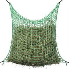 shumee Štvorcová sieť na uloženie sena, 0.9x2 m, PP